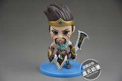 Action Figure - League Of Legends Draven Action Figure 8CM
