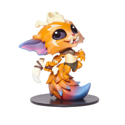 Action Figure - League Of Legends Gnar Action Figure 10CM