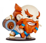 Action Figure - League Of Legends Gragas Action Figure 10CM