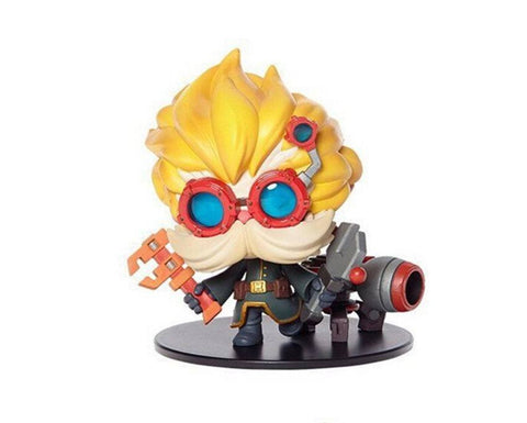 Action Figure - League Of Legends Heimerdinger Action Figure 10CM
