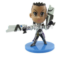 Action Figure - League Of Legends Lucian Action Figure 10CM