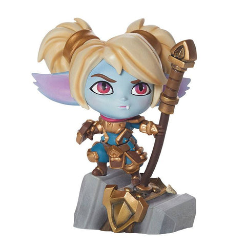 Action Figure - League Of Legends Poppy Action Figure 10CM