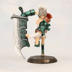 Action Figure - League Of Legends Riven Action Figure 18CM