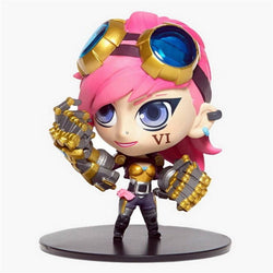 Action Figure - League Of Legends Vi Action Figure 10CM