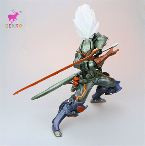 Action Figure - League Of Legends Yasuo Action Figure 25CM