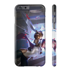League of Legends Fiora Phone Cases - League Of Legends One Stop Shop