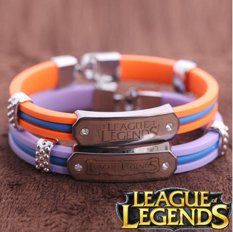 Bracelet - League Of Legends Logo Bracelets