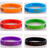 Bracelet - League Of Legends Silicone Bracelet