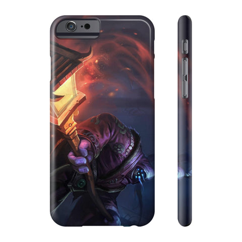 League of Legends Jax Phone Cases - League Of Legends One Stop Shop
