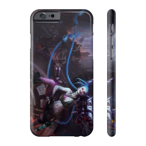 League of Legends Jinx Phone Cases - League Of Legends One Stop Shop
