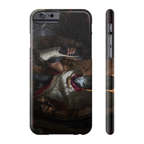 League of Legends Jhin Phone Cases - League Of Legends One Stop Shop