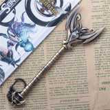 KeyChain - League Of Legends Lulu Weapon Key Chain