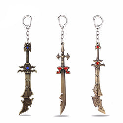 KeyChain - League Of Legends Master Yi Sword Key Chain