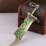 KeyChain - League Of Legends Riven Sword Key Chain