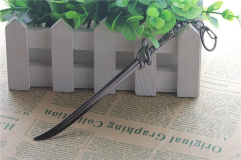 KeyChain - League Of Legends Yasuo Sword Key Chain