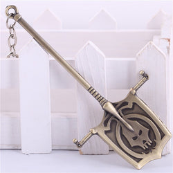 KeyChain - League Of Legends Yorick Weapon Key Chain