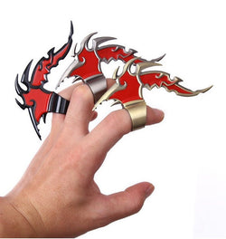 League Of Legends Nocturne Weapon Ring