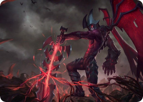 Mouse Pad - League Of Legends Aatrox's Mouse Pad