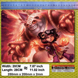 Mouse Pad - League Of Legends Annie Mouse Pads