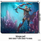Mouse Pad - League Of Legends Ashe Mouse Pads