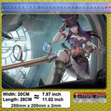 Mouse Pad - League Of Legends Caitlyn Mouse Pads