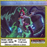 Mouse Pad - League Of Legends Cassiopeia Mouse Pads