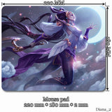Mouse Pad - League Of Legends Diana Mouse Pads