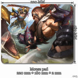 Mouse Pad - League Of Legends Draven Mouse Pads