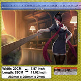 Mouse Pad - League Of Legends Fiora Mouse Pads