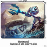 Mouse Pad - League Of Legends Fizz Mouse Pads
