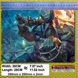 Mouse Pad - League Of Legends Gangplank Mouse Pads