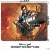 Mouse Pad - League Of Legends Graves Mouse Pads