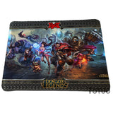 Mouse Pad - League Of Legends Group Pic Mouse Pad