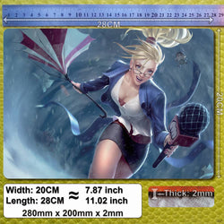 Mouse Pad - League Of Legends Janna Mouse Pads