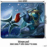 Mouse Pad - League Of Legends Jax Mouse Pads