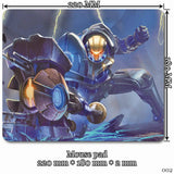 Mouse Pad - League Of Legends Jayce Mouse Pads