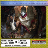 Mouse Pad - League Of Legends Jhin Mouse Pads