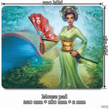 Mouse Pad - League Of Legends Karma Mouse Pads