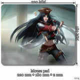 Mouse Pad - League Of Legends Katarina Mouse Pads