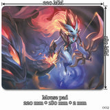 Mouse Pad - League Of Legends Kindred Mouse Pads