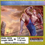 Mouse Pad - League Of Legends Lee Sin Mouse Pad's