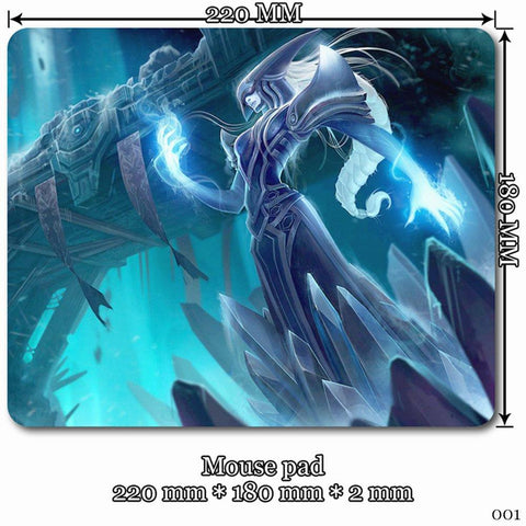 Mouse Pad - League Of Legends Lissandra Mouse Pads