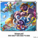 Mouse Pad - League Of Legends Lulu Mouse Pads