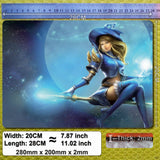 Mouse Pad - League Of Legends Lux Mouse Pads