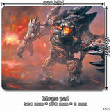 Mouse Pad - League Of Legends Malphite Mouse Pads