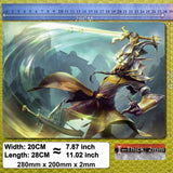 Mouse Pad - League Of Legends Master Yi Mouse Pads