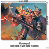 Mouse Pad - League Of Legends Mordekaiser's Mouse Pad