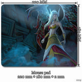 Mouse Pad - League Of Legends Morgana Mouse Pads