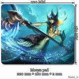 Mouse Pad - League Of Legends Nami Mouse Pads