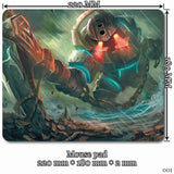 Mouse Pad - League Of Legends Nautilus Mouse Pads